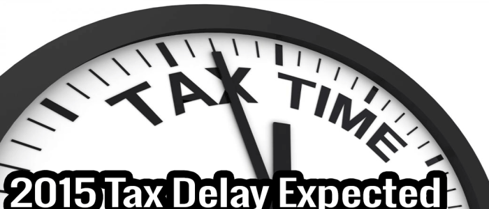 Tax Delay 2015: IRS Commissioner expects rough tax season